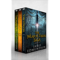 The Weapon Takers Saga Books 1-3: An Epic Fantasy Collection (English Edition)