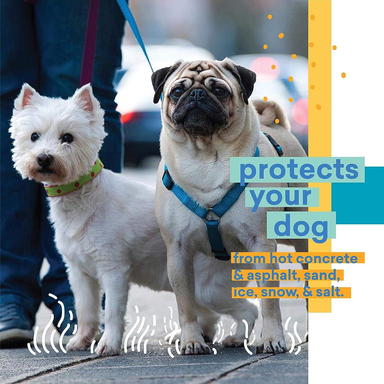 Amazon.com: Bálsamo orgánico para perros para patas y nariz ...