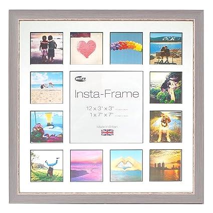 Inov8 16 x 40,64 cm tamaño pequeño Insta-Frame Marco para Instagram ...