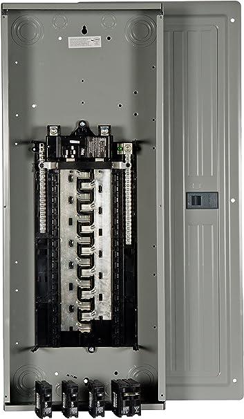 Siemens S3040b1200p 30 Space 40 Circuit 200 Amp Main Breaker Indoor Load Center Value Pack Amazon Com