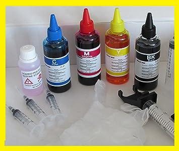 Tinta de Carga Cartuchos Impresoras HP All-in-One HP DeskJet 3630 ...