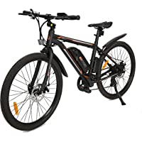 """ECOTRIC New City Travel 26"""" Electric Bike Mountain 350W Power 36V/9AH Lithium Battery City Ebike —— Most Parts Have Been Assembled Before Packaging —— 21.12 mph/h Pure Electric Maximum Speed"""