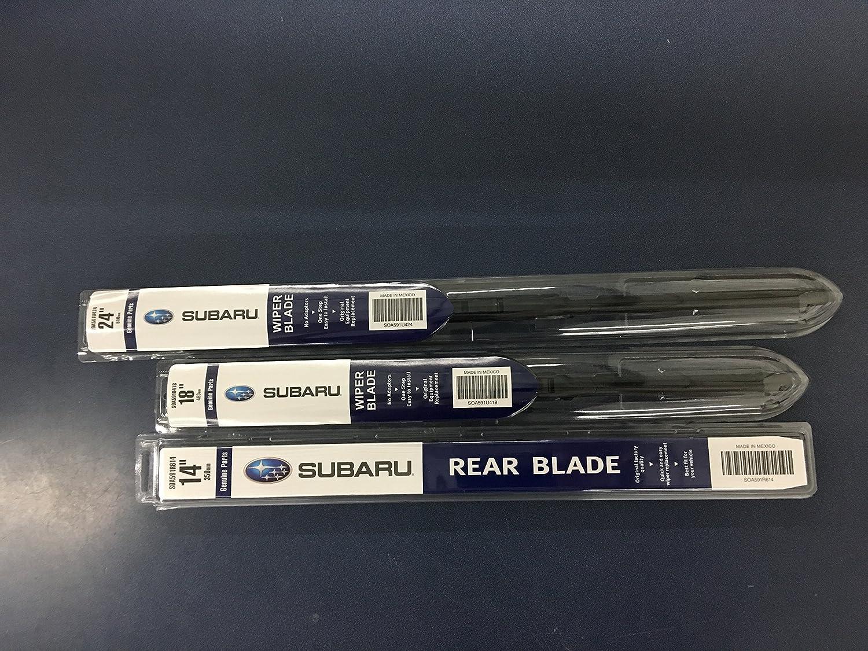 Genuine Subaru SOA591U314R Wiper Blade Refill
