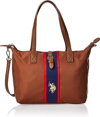 US Polo Womens Patterson Webbing Medium Shopping