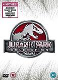 Jurassic Park Collection 1-4 [Edizione: Regno Unito] [Edizione: Regno Unito]