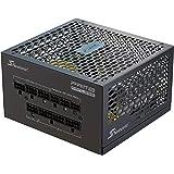 Seasonic Prime 600 Titanium SSR-600TL 600W 80+ Titanium ATX12V & EPS12V Fanless Super Quiet 12 Year Warranty Power Supply (Prime FANLESS PX-500)