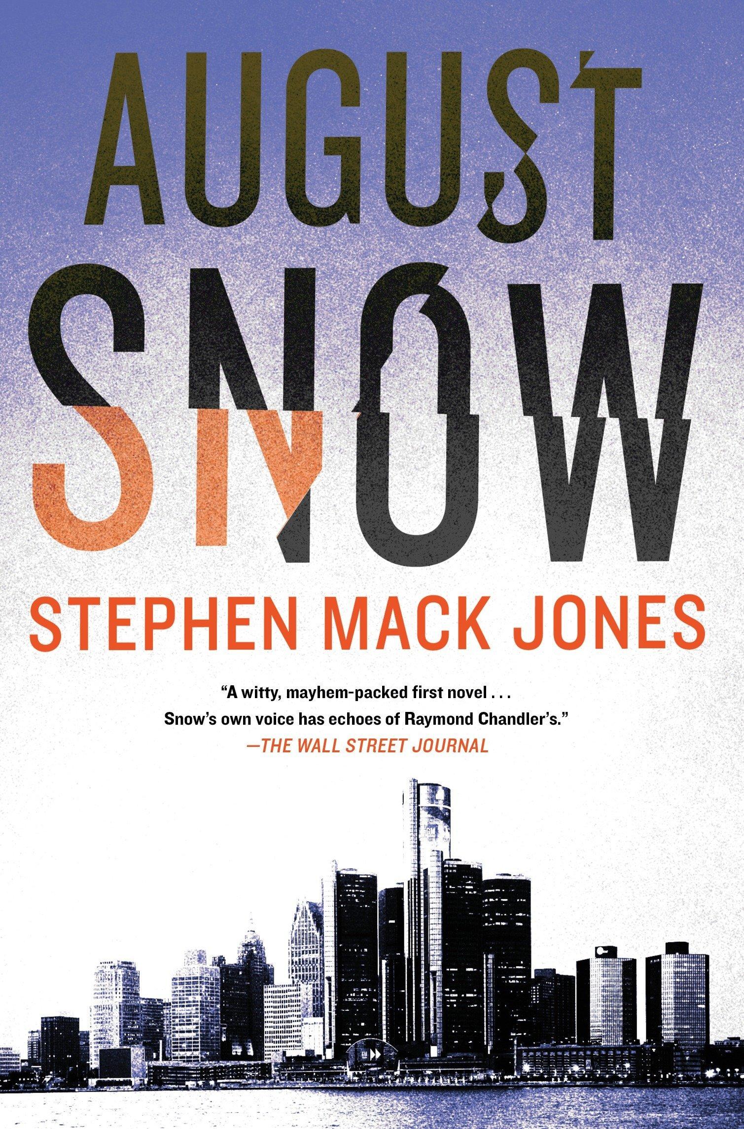 Read Online August Snow (An August Snow Novel) ebook
