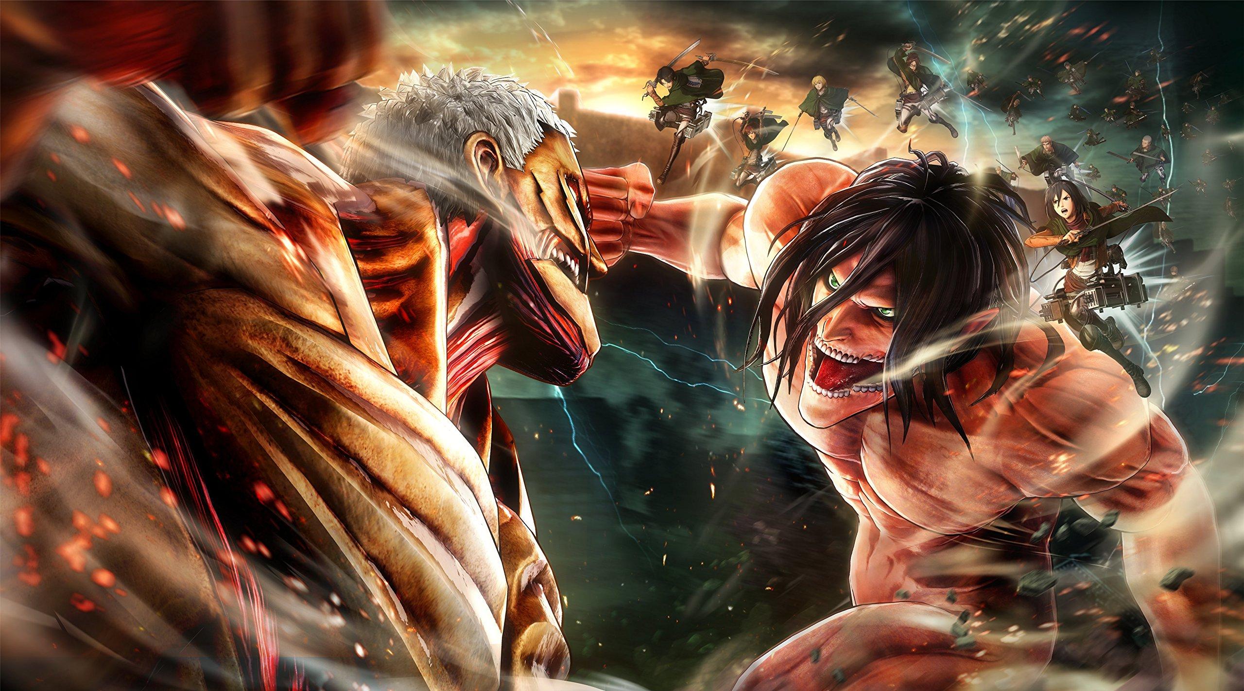 Amazon Attack On Titan 2