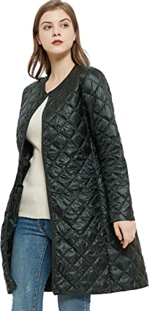 N&G Down Jacket Winter Jackets for Women Lightweight 90% Duck Down Filled Ladies Jackets Packable