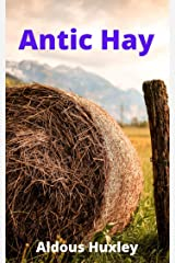 ANTIC HAY Kindle Edition