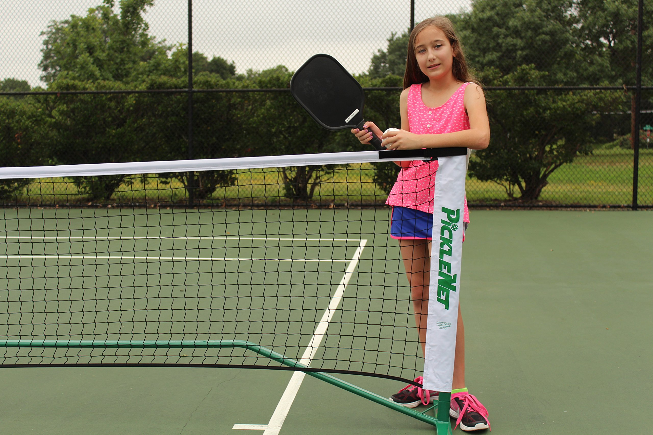 OnCourt OffCourt PickleNet - Easy Assembly / Official Pickleball Size by Oncourt Offcourt (Image #8)