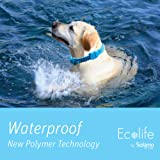 Ecolife All Natural Flea and Tick Collar for Dogs