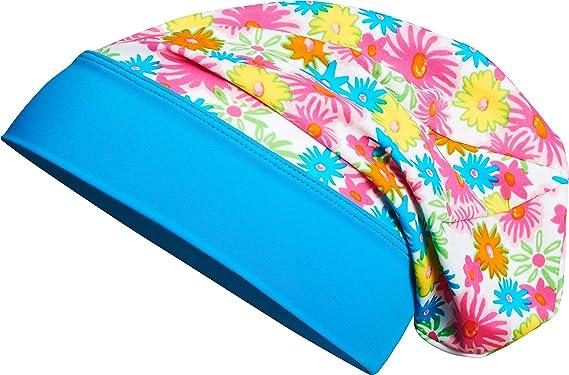 Playshoes Boys UV Sun Protection Swim Cap Beanie Maritime