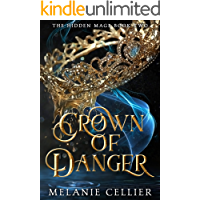 Crown of Danger (The Hidden Mage Book 2) book cover