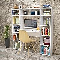 Yurudesign Box2 Çalışma Masası, Kitaplık Raf