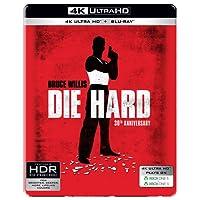 Die Hard - 30th Anniversary Edition (Steelbook) (4K UHD & HD)