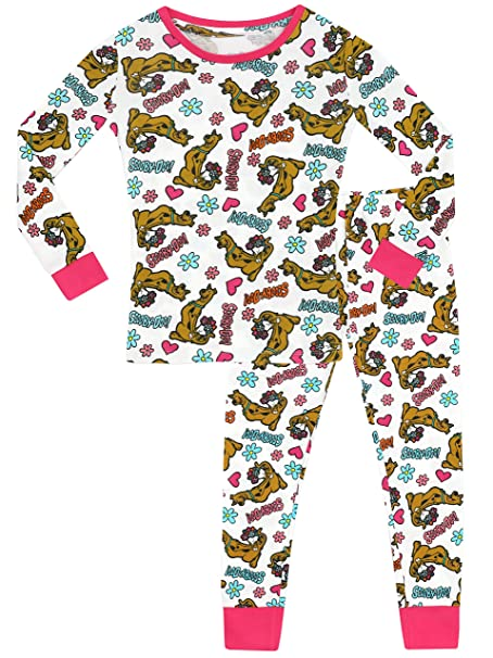 05828227e8 Scooby Doo Girls Pajamas  Amazon.ca  Clothing   Accessories