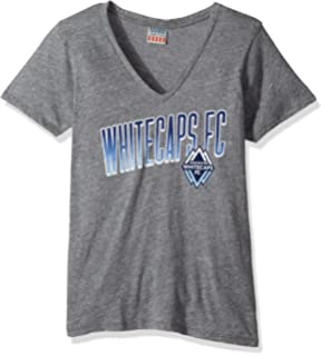 2de61f08ccfc7 Amazon.com: Venley NCAA Fay Women's Short Sleeve Tri-Blend Jersey ...