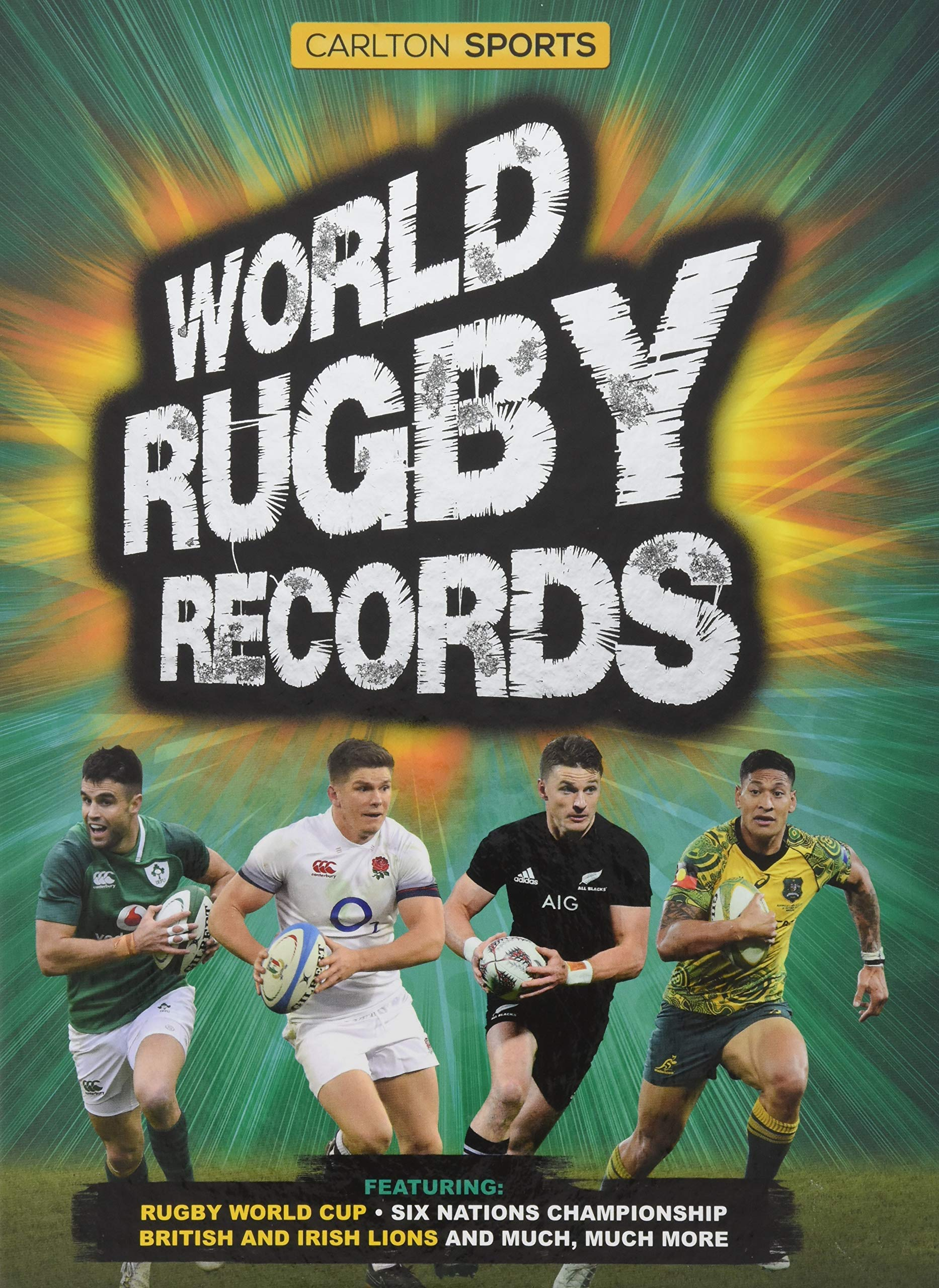 World Rugby Records by Carlton Publishing Group
