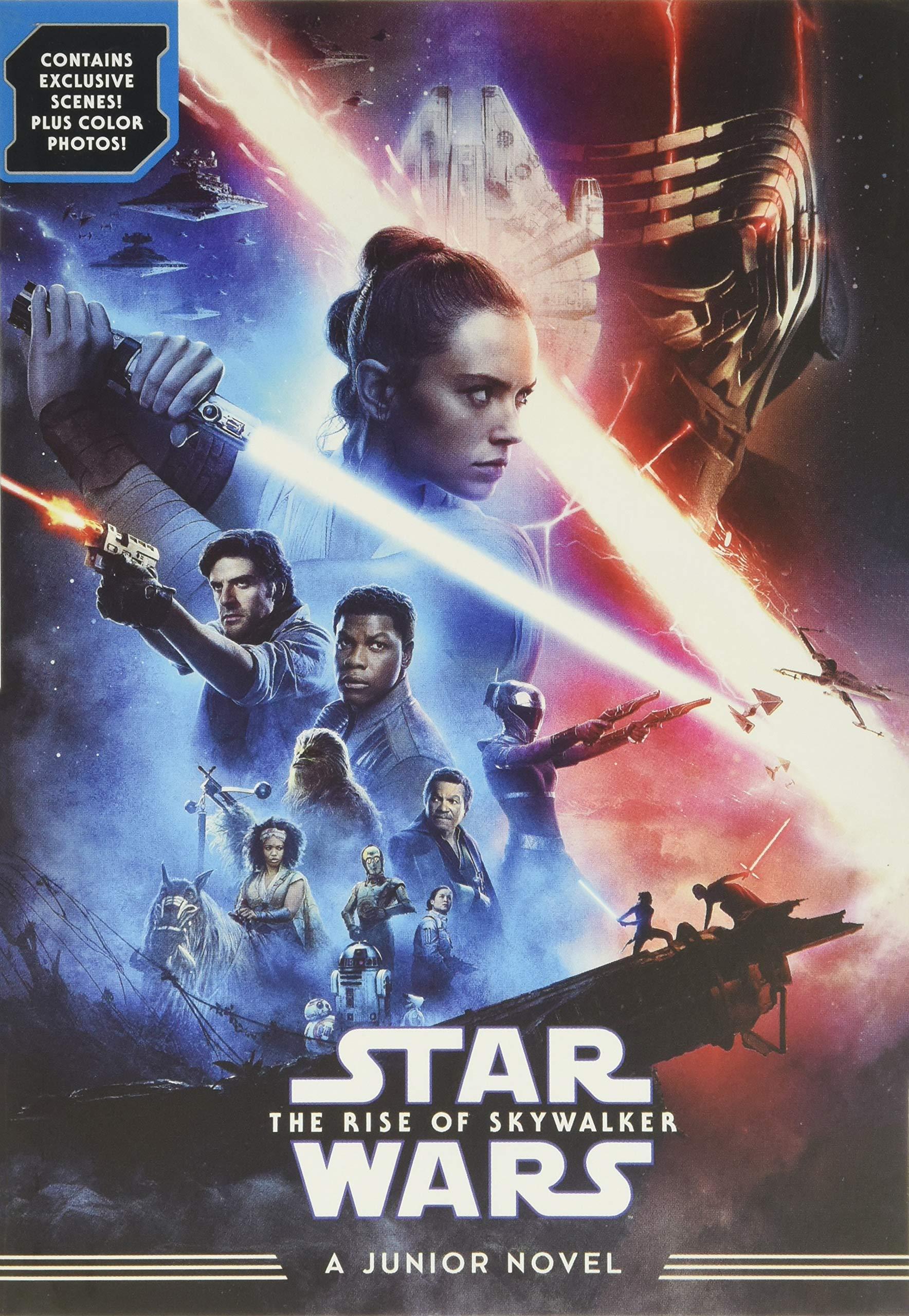 Star Wars The Rise of Skywalker Junior Novel: Kogge, Michael:  9781368054263: Amazon.com: Books