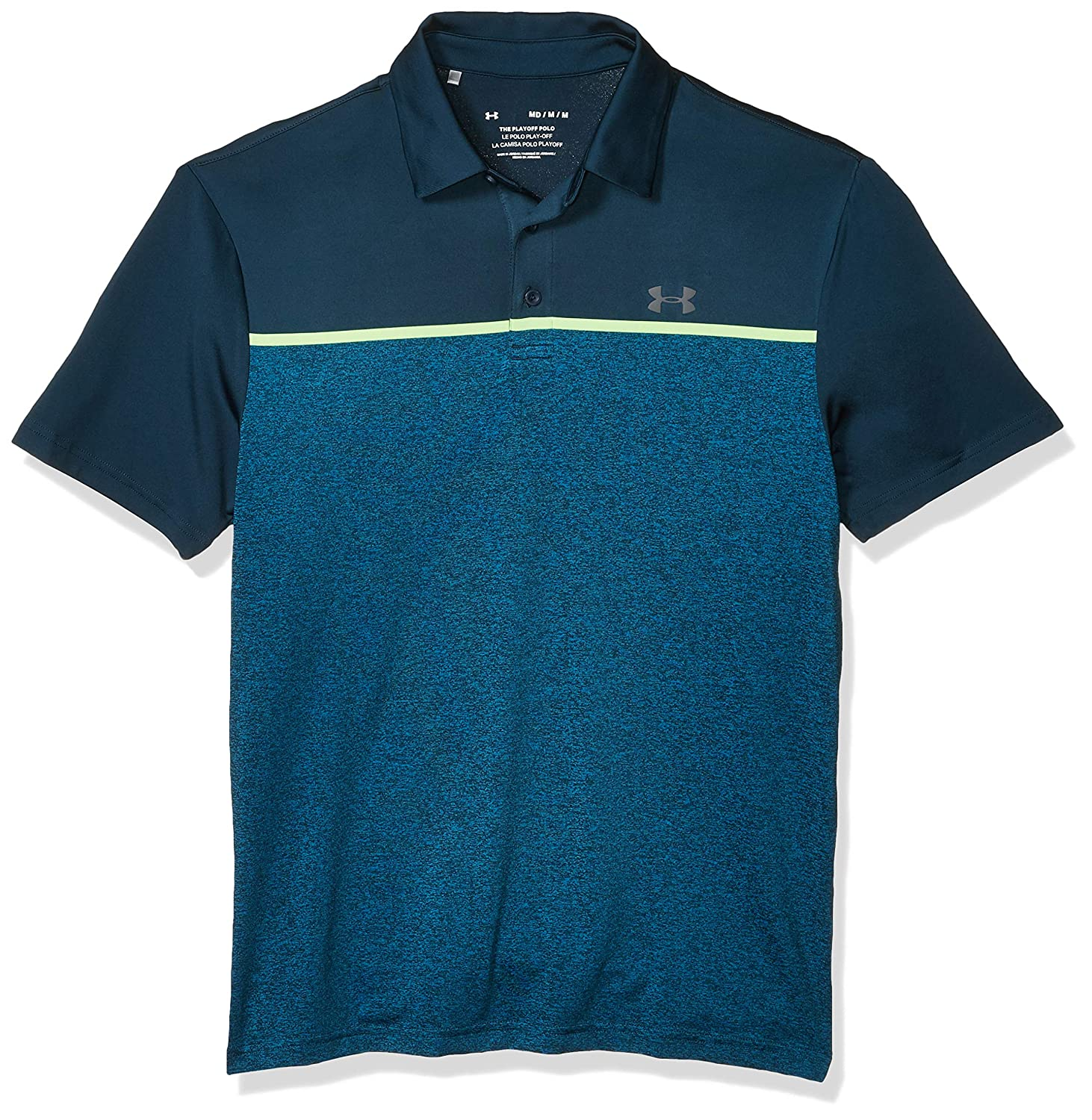 Under Armour Playoff Polo 2.0, Hombre: Amazon.es: Deportes y aire ...