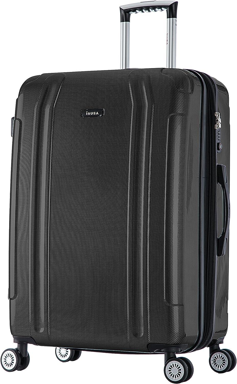 inUSA SouthWorld Luggage 3-Piece Hardside Spinner Luggage Set