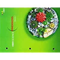 Hmh Science Dimensions: Student Edition Interactive Worktext Set Grade 5 2018, 1st Edition