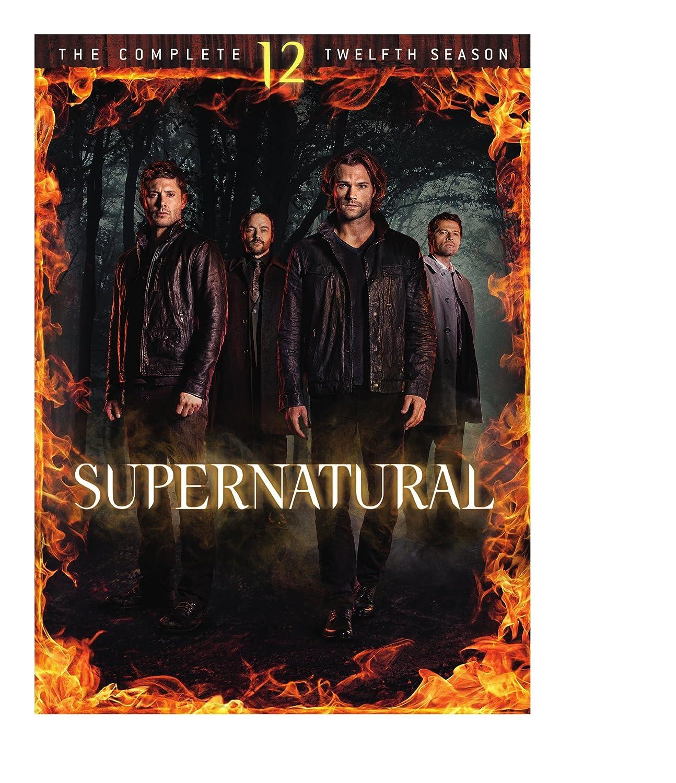 Supernatural: The Complete Twelfth Season Robert Singer Andrew Dabb Phil Sgriccia Brad Buckner