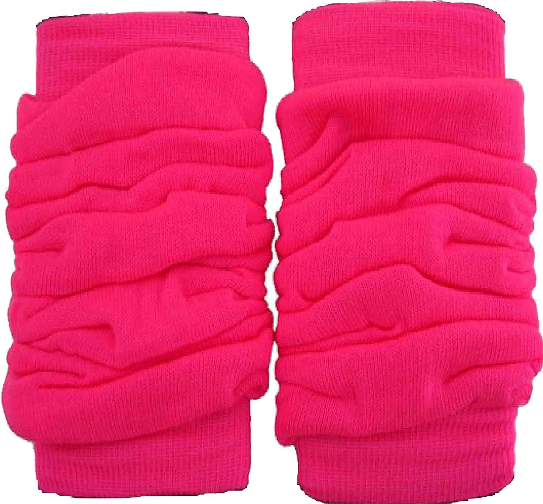 Shropshire Supplies Neon Scaldamuscoli per gambe braccia per costume della taglia 80