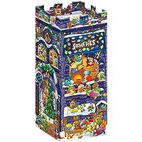 Nestlé SMARTIES bunter Adventskalender, Weihnachtskalender für Kinder, mit Schokolade & Pralinen gefüllt, für Jungen und Mädchen, 1 x 227 g