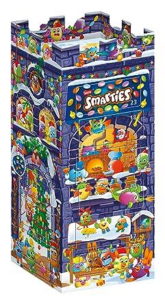 Kinder Weihnachtskalender.Nestle Smarties Bunter Adventskalender Weihnachtskalender Fur Kinder Mit Schokolade Pralinen Gefullt Fur Jungen Und Madchen 1 X 227 G