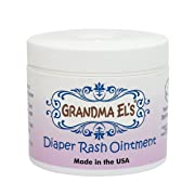 Grandma El's Diaper Rash Remedy and Prevention Baby Ointment Jar, 3.75 oz.