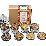 direct&friendly Bio Dessert Grill Superfood Set Geschenke für Männer … (4er Dosen Set)