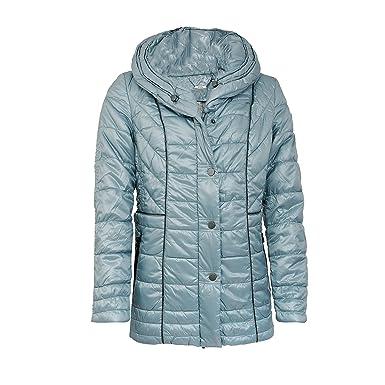 brand new 5ac82 89f2d Biba Damen Winterjacke Jacke Steppjacke (44): Amazon.de ...