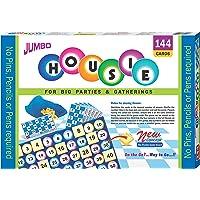 Toymate Playmate HOUSIE Jumbo- Family Game-(Bingo-Lotto-Tambola Game)