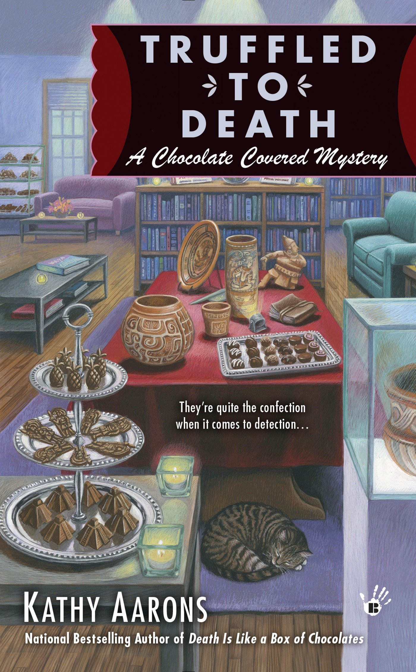 Download Truffled to Death (A Chocolate Covered Mystery) pdf