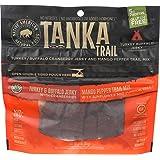 Tanka Trail Mix, Turkey Buffalo Jerky with Mango Pepper, 3 oz.
