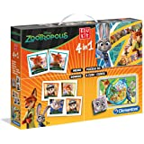 Clementoni Disney - Juego educativo Zootropolis 13391.8
