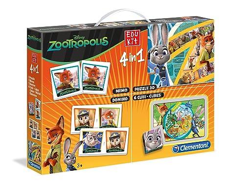 Clementoni Disney - Juego Educativo Masha y el Oso 134007: Amazon.es: Juguetes y juegos