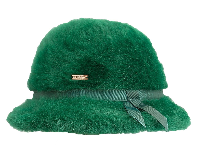c0110eb7d7c kangol Furgora Trilby Hat  Green  (Medium)  Amazon.co.uk  Clothing