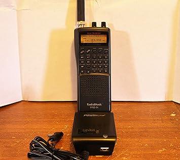 Amazon com: Radio Shack PRO-94 1000 Channel Handheld Trunking