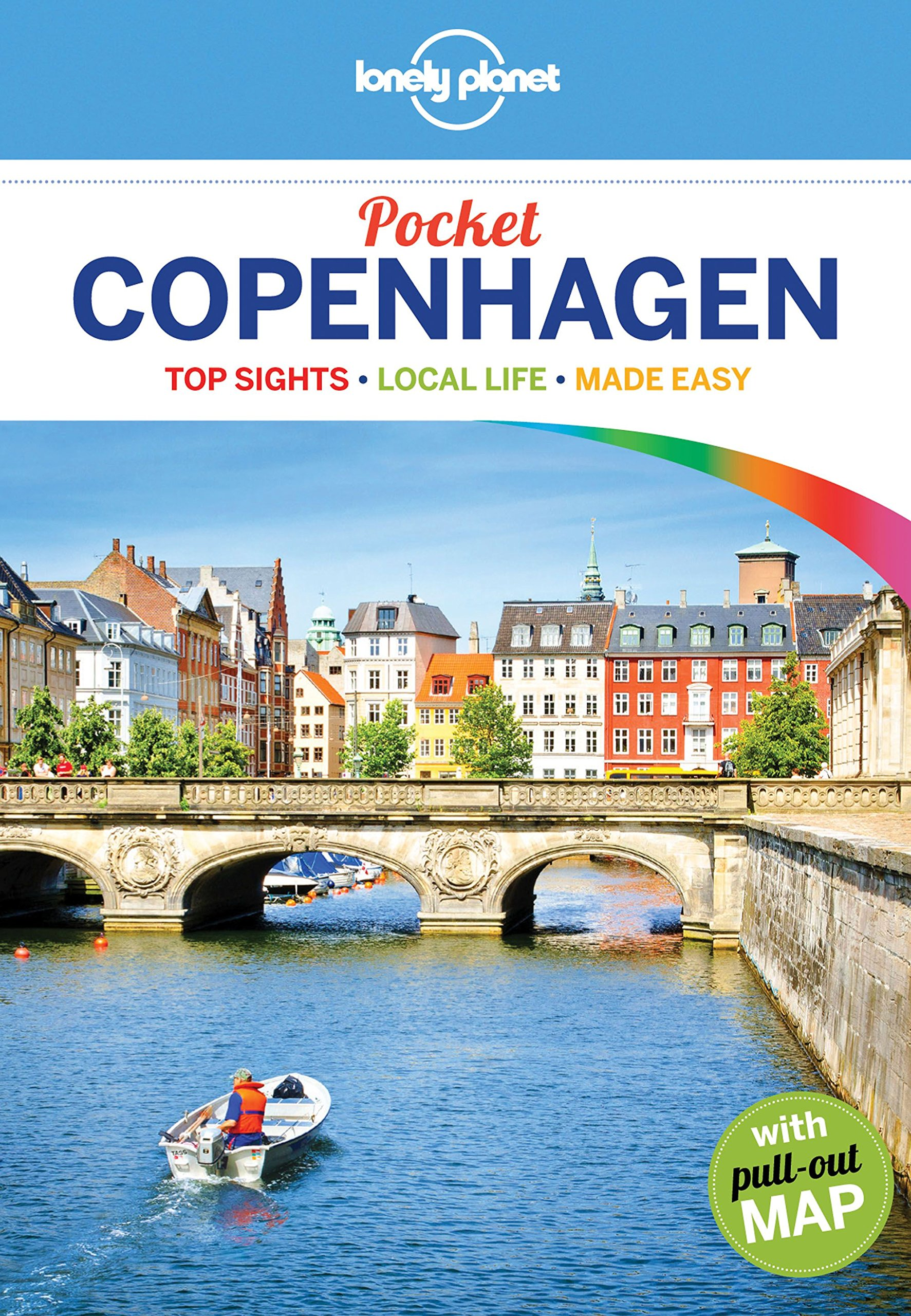 Lonely Planet Pocket Copenhagen Travel