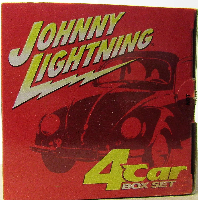 JOHNNY LIGHTNING BLUE VOLKSWAGEN 1966 BEETLE PLYING MANTIS