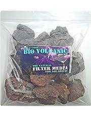 Bio 500g–Volcanique Naturelle pour Aquarium Filtre Biologique Médias et Décor Pierres de Lave pour L'eau purifiante Fish Tank
