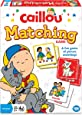 The Wonder Forge Caillou Matching Game