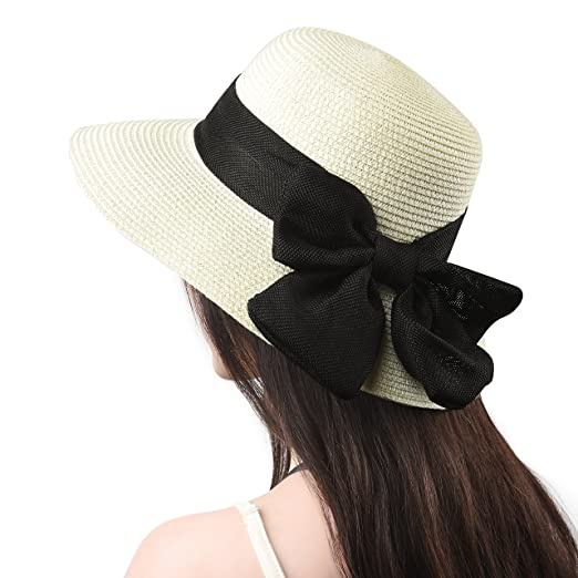 Image Unavailable. Image not available for. Color  Jogoo Women Sun Beach  Hats 5fb110283fce