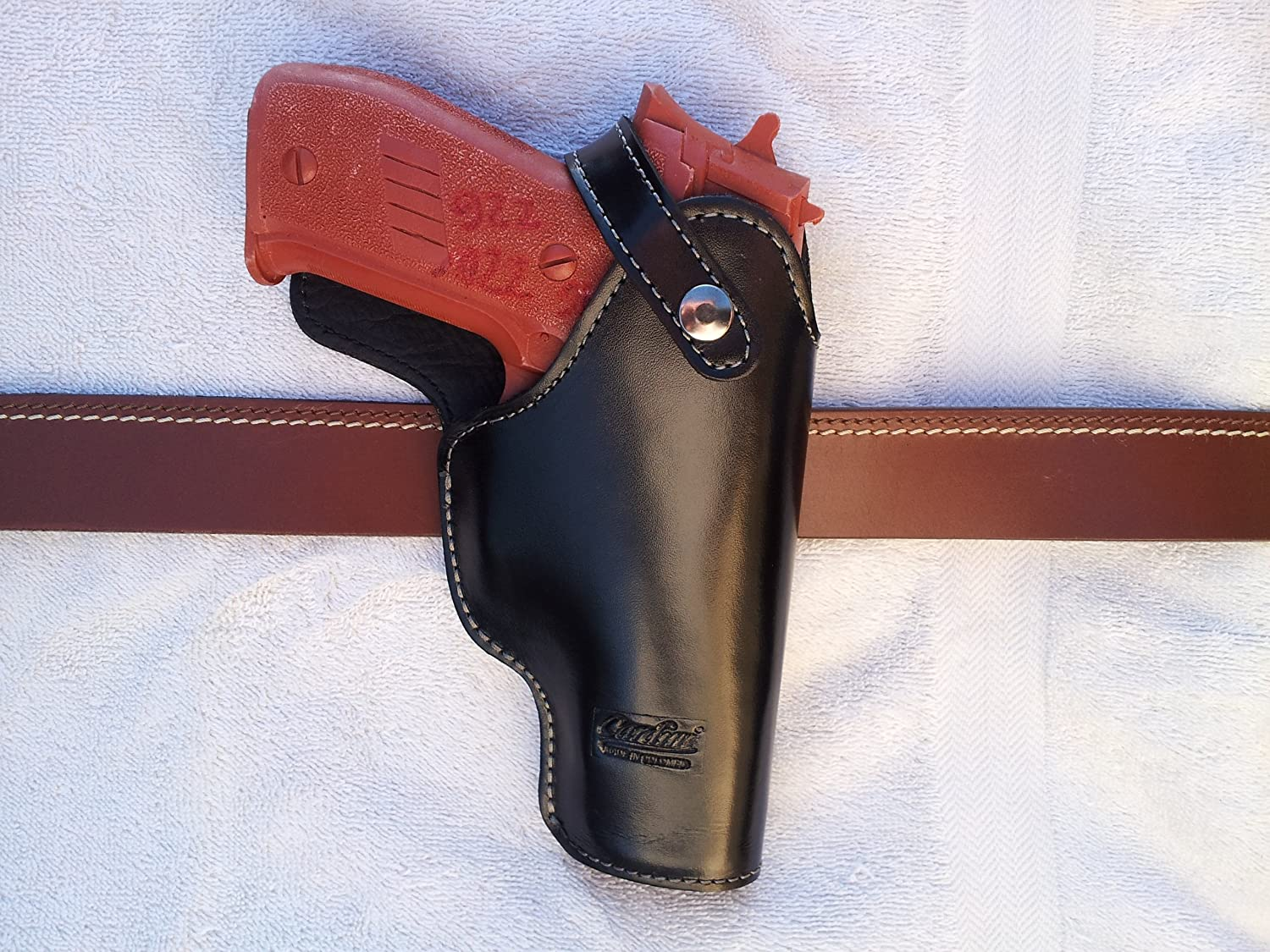 Amazon com : Tagua BSH-1108 Belt Slide Holster, Walther P99