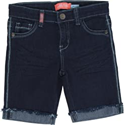 Girls' Stretch 5 Pockets Ripped Premium Skinny jeans S 9H114