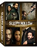 Sleepy Hollow The Complete Seasons 1-4