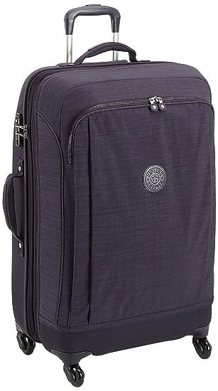 Kipling - SUPER HYBRID M - Maleta de Viaje con Ruedas - Dazz Bl Purple - (Púrpura): Amazon.es: Equipaje